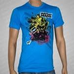 Mayday Parade Carnival Blue T-Shirt