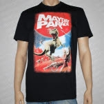 Mayday Parade Dino Tour Black T-Shirt