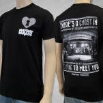 Mayday Parade Dying To Meet You Black T-Shirt