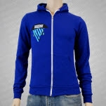Mayday Parade Forecast Blue Hoodie Zip