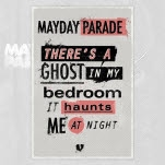 Mayday Parade Ghosts Lyric 16x24 Screen Printed P Poster