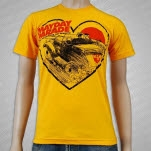 Mayday Parade Hopeless Romantic Yellow T-Shirt