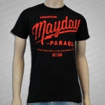 Mayday Parade Hand Crafted Black T-Shirt