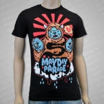 Mayday Parade DramaKing Black T-Shirt