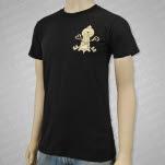 Mayday Parade Keyhole Black T-Shirt