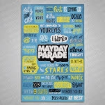 Mayday Parade Miserable Poster