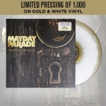 Mayday Parade Monsters in the Closet White Vinyl LP