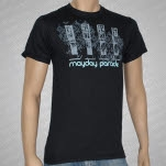 Mayday Parade Phones Black T-Shirt