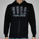 Mayday Parade Phones Black Hoodie Zip