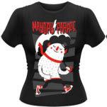 Mayday Parade Swagger Girlie T-Shirt