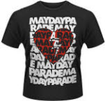 Mayday Parade Heart T-Shirt