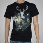 Maylene and the Sons of Disaster Deer Hunter Black T-Shirt