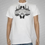 Maylene and the Sons of Disaster Guns White T-Shirt