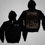 Maylene and the Sons of Disaster IV Black Hoodie Zip