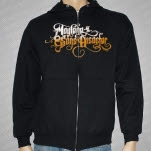 Maylene and the Sons of Disaster Logo Black Hoodie Zip