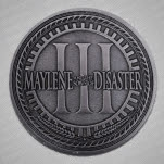 Maylene and the Sons of Disaster Logo Belt Buckle