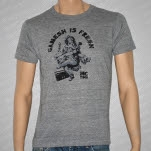MC Yogi Ganesh Is Fresh Heather Gray T-Shirt
