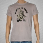 MC Yogi Ganesh Is Fresh Sand Stone T-Shirt