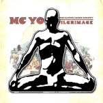 MC Yogi Mantra DieCut Sticker