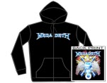 Megadeth Eagle Hooded Sweatshirt