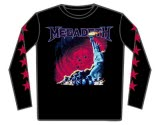 Megadeth Liberty Long Sleeve T-shirt