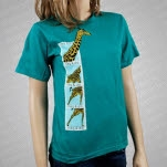 Meg and Dia Giraffe T-Shirt