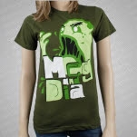 Meg and Dia Monster T-Shirt