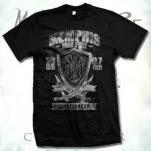 Memphis May Fire Challenger Black T-Shirt