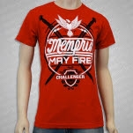 Memphis May Fire Challenger Red T-Shirt
