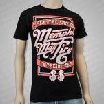 Memphis May Fire Greed Black T-Shirt