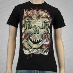Memphis May Fire The Haunted Black T-Shirt