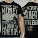 Memphis May Fire Richer Black T-Shirt