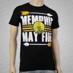 Memphis May Fire Torch Black T-Shirt