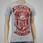Memphis May Fire Voyager Heather Grey T-Shirt