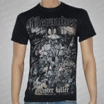 Merauder Master Killer Bridge Slaughter Black T-Shirt