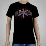 Merauder Star Logo Black T-Shirt
