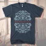 Merriment Sway Blue T-Shirt