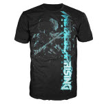 Metal Gear Rising Black Shirt T-Shirt
