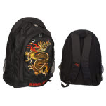 Miami Ink Black Dragon Backpack