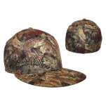 Miami Ink Golden Dragon Cap