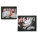 Miami Ink Black Dragon Lw Wallet