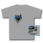 Midtown City Roots Gray T-Shirt