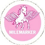 Milemarker Pegasus Sticker