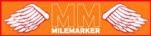 Milemarker Wings Sticker