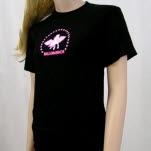 Milemarker Pegasus Black T-Shirt