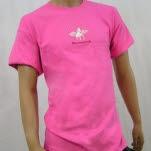 Milemarker Pegasus Pink T-Shirt
