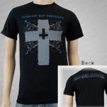 Mindless Self Indulgence Cross T-Shirt