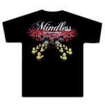 Mindless Self Indulgence Ducks Black T-Shirt
