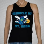Miracle At St Anna Hornet Black Tank Top