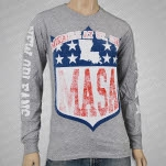 Miracle At St Anna New Orleans Heather Grey Long Sleeve Shirt